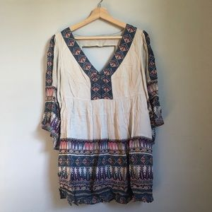 Free People Tunic Dress